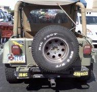 Samochód wojskowy