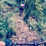 kamera na rowerze