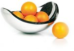 patera z pomarańczami